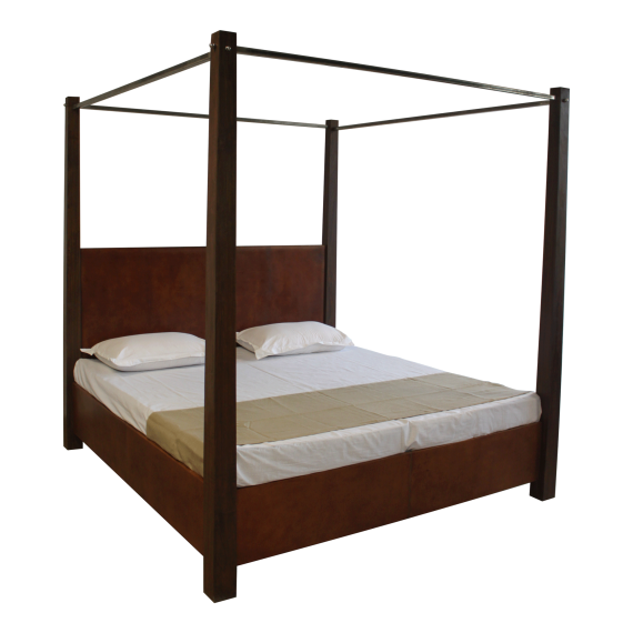 4 Poster Double Bed