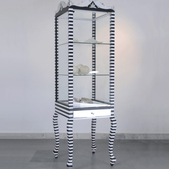 Bandit Queen Display Cabinet