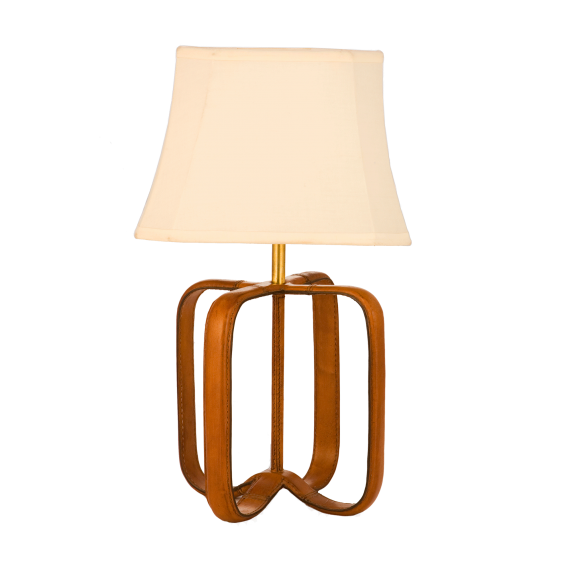Saddle Strap Lamp 03
