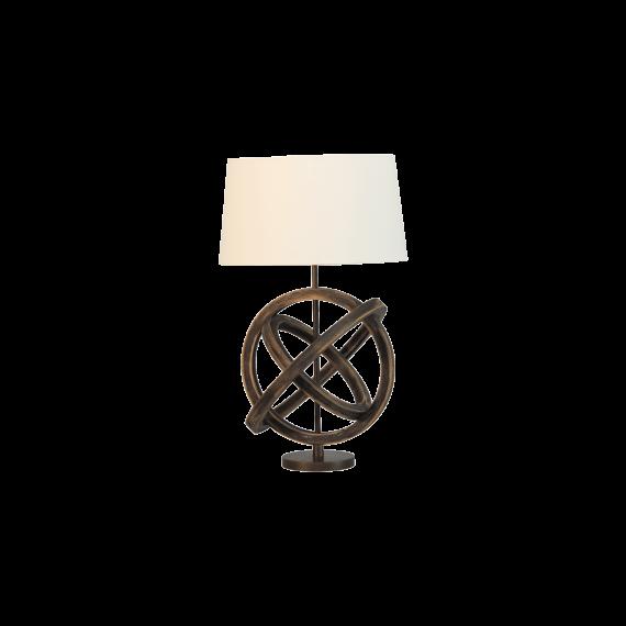 Sun dial table lamp 03