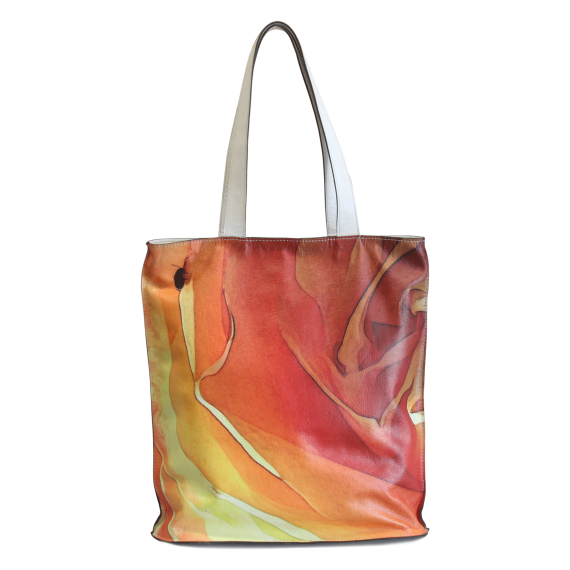 The Rose series tote bag 02